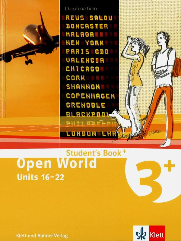 Open World 3 / Student's Book+