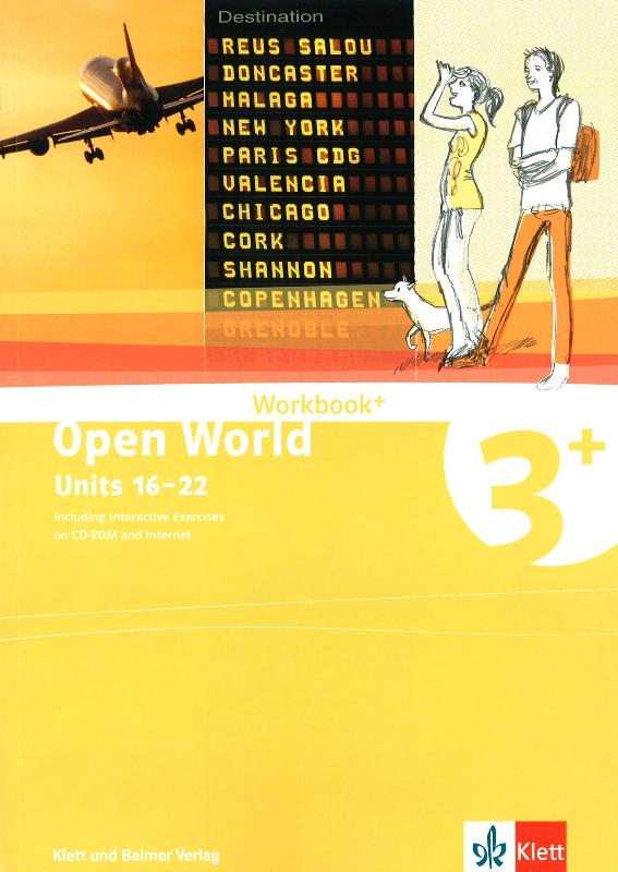 Open World 3 / Workbook+