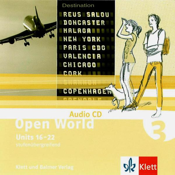 Open World 3 / 1 Audio-CD